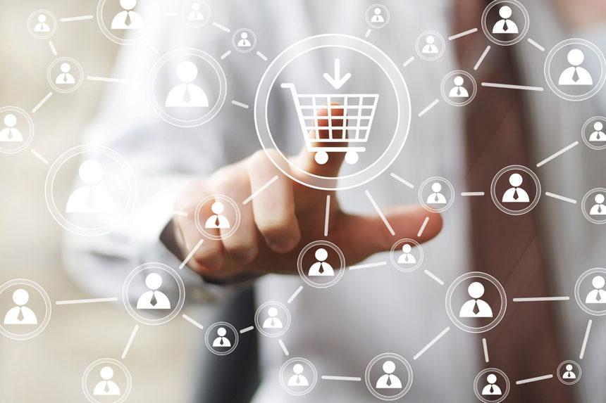 Nederlander doet 5 procent boodschappen online